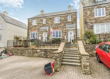 Thumbnail 3 bedroom semi-detached house for sale in Dellohay Park, Saltash