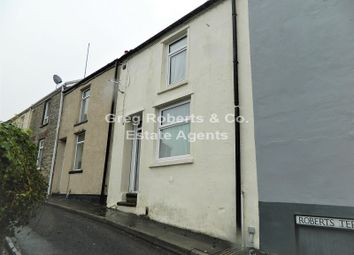 Thumbnail 2 bed terraced house for sale in Roberts Terrace, Georgetown, Tredegar