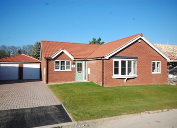 Thumbnail 3 bedroom detached bungalow for sale in The Park, Eastfield Road, Louth