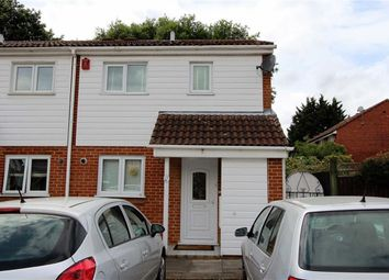 Thumbnail 2 bedroom end terrace house for sale in Greenbank Close, London