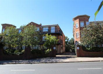 Thumbnail 1 bed flat to rent in Saxon Court, 272 Hale Lane, Edgware