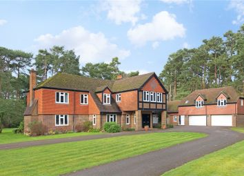 6 bed detached house for sale in Byfleet Road, Cobham, Surrey KT11