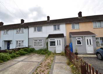 Thumbnail 3 bed terraced house for sale in Purbrook Way, Havant