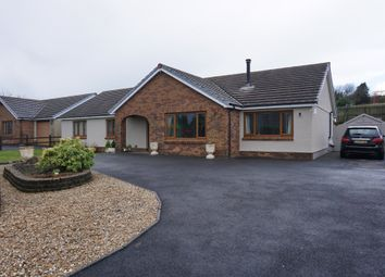 Thumbnail 4 bed detached bungalow for sale in Rhoslan, Upper Tumble, Llanelli