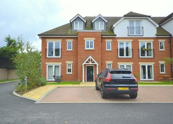 Thumbnail 2 bed flat for sale in Joshua House, Annett Close, Shepperton