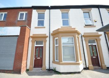 Thumbnail 3 bed terraced house for sale in Lytham Road, Blackpool, Lancashire