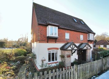 Thumbnail 1 bed terraced house for sale in Swans Ghyll, Priory Road, Forest Row