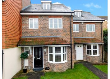 Thumbnail 4 bed town house for sale in Blanshard Close, Herstmonceux