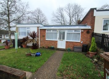 Thumbnail 2 bed bungalow for sale in Kyetop Walk, Gillingham, Kent