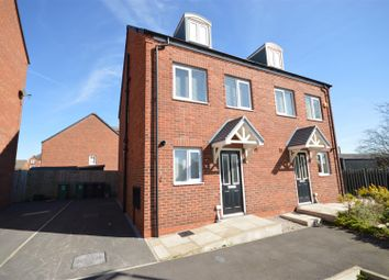 Thumbnail 3 bed semi-detached house for sale in Homerton Close, Ellesmere Port