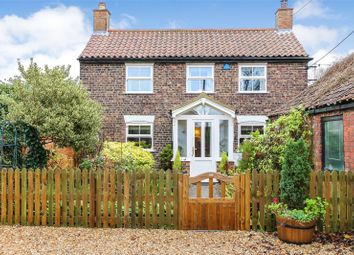 Thumbnail 4 bed detached house for sale in Townside, East Halton, Immingham