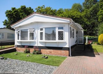 Thumbnail 2 bedroom detached house for sale in Gladelands Park, Ringwood Road, Ferndown, Dorset