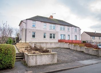 Thumbnail 3 bed flat for sale in Muirfield Road, Stenhousemuir