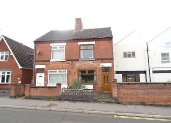 Thumbnail 3 bed semi-detached house for sale in Charnwood Road, Shepshed, Leicestershire