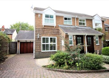 Thumbnail 3 bed end terrace house for sale in Mill View Close, Epsom