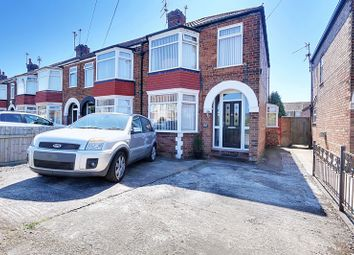Thumbnail 3 bed terraced house for sale in Ancaster Avenue, Hull