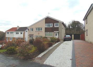 Thumbnail 3 bedroom semi-detached house to rent in Lochalsh Place, Blantyre