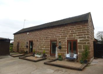 Thumbnail 1 bed barn conversion to rent in Ivy House Farm, Stoke Heath, Market Drayton, Shropshire