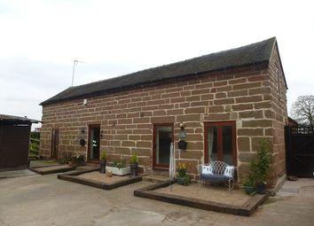Thumbnail 1 bed barn conversion to rent in Ivy House Farm, Stoke Heath, Market Drayton, Shropshire