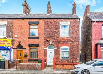 Thumbnail 2 bedroom terraced house for sale in Edge Lane, Droylsden, Manchester