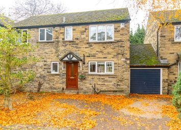 Thumbnail 4 bed link-detached house for sale in Newton Court, Leeds, West Yorkshire