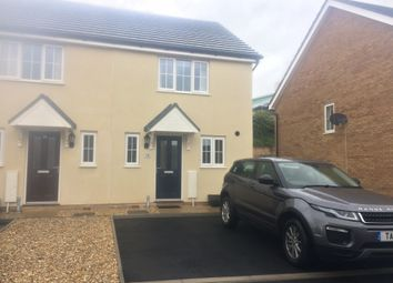 Thumbnail 2 bed semi-detached house for sale in Centenary Way, Threemilestone, Truro