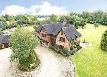 Thumbnail 7 bedroom detached house for sale in Fulmer Rise Estate, Fulmer, Buckinghamshire