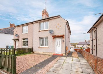 Thumbnail 2 bed semi-detached house for sale in John Street, Dunfermline