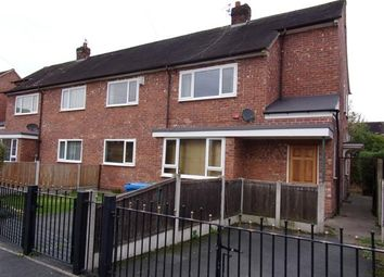 Thumbnail 2 bed flat for sale in Twigworth Road, Wythenshawe, Manchester