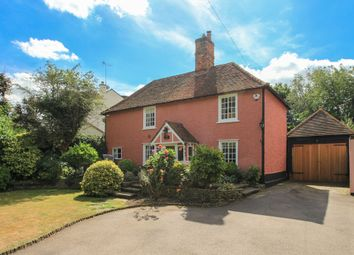 Thumbnail 4 bed cottage for sale in Middle Street, Nazeing, Waltham Abbey