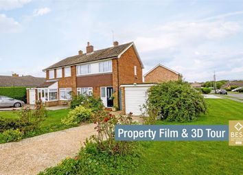 Thumbnail 3 bed semi-detached house for sale in Forest View, Hailsham
