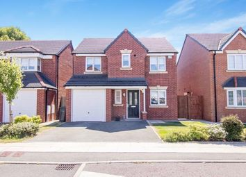 Thumbnail 4 bed detached house for sale in Westfields Drive, Bootle, Liverpool, Merseyside