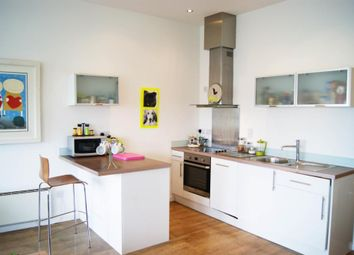 Thumbnail 2 bed flat to rent in Global Lofts, 9A Kirkgate, Otley