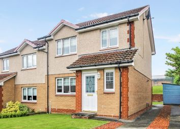 Thumbnail 3 bed semi-detached house for sale in Priory Lane, Lesmahagow, South Lanarkshire