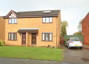Thumbnail 3 bed semi-detached house to rent in Bollington Avenue, Leftwich, Northwich