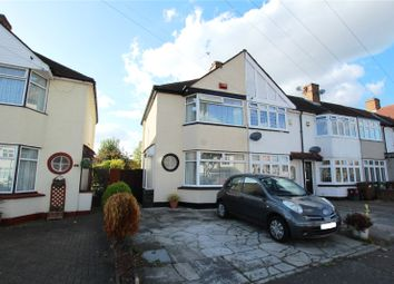 Thumbnail 2 bed end terrace house for sale in Penshurst Avenue, Sidcup, Kent