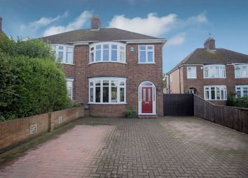 Thumbnail 3 bedroom semi-detached house for sale in Welland Road, Dogsthorpe, Peterborough, Cambridgeshire.