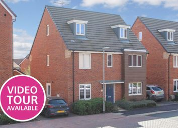 Thumbnail 5 bed detached house for sale in Dunnock Drive, Leighton Buzzard