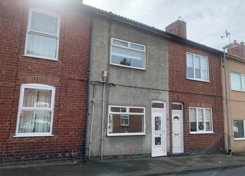 Thumbnail 2 bed terraced house for sale in Carlton Street, Featherstone, Pontefract
