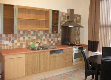 Thumbnail 2 bed flat to rent in Flat 1, 61 Mansfield Road, Nottingham