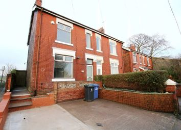 Thumbnail 3 bed semi-detached house to rent in Bull Lane, Brindley Ford, Stoke-On-Trent