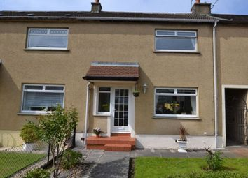 Thumbnail 2 bed terraced house for sale in Newhouse Drive, Kilbirnie
