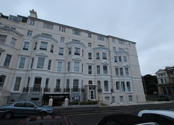 Thumbnail 3 bed flat to rent in Clifton Gardens, Folkestone, Folkestone