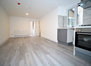 Thumbnail 4 bed flat to rent in Burton Road, London