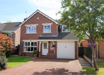 Thumbnail 5 bedroom detached house for sale in Tranby Park Meadows, Hessle