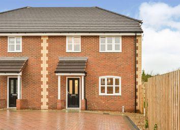 4 bed semi-detached house for sale in Walden Croft, Simpson, Milton Keynes MK6