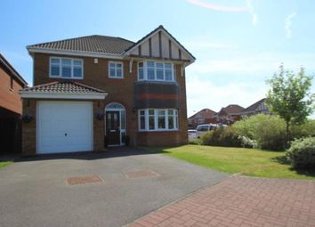Thumbnail 4 bed detached house for sale in Skibo Place, Gartcosh, Glasgow