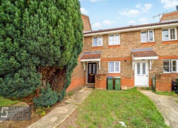 Thumbnail 2 bed terraced house for sale in Wentworth Close, London