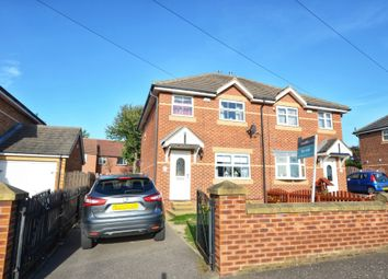 Thumbnail 3 bed semi-detached house for sale in Newland Avenue, Cudworth, Barnsley