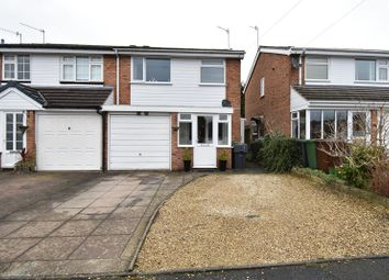 Thumbnail 3 bed semi-detached house for sale in Bracken Grove, Catshill, Bromsgrove